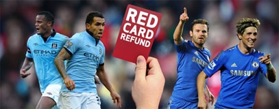 Red Card Offer