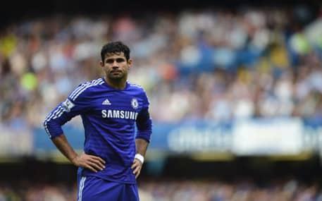 Diego Costa Suspended
