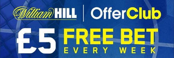 William Hill Offer Club