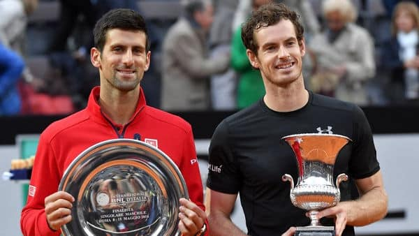Murray wins 2016 Rome Masters