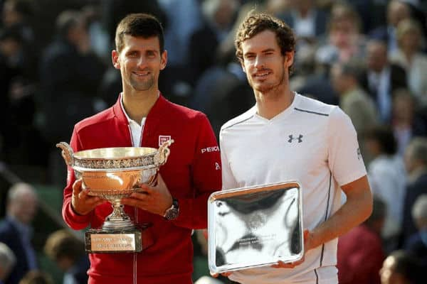 Djokovic wins 2016 French Open
