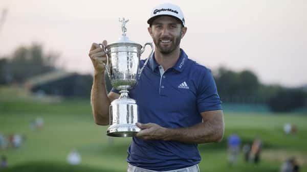 dustin johnson wins 2016 us open