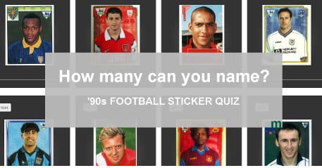 Football Quiz Preview