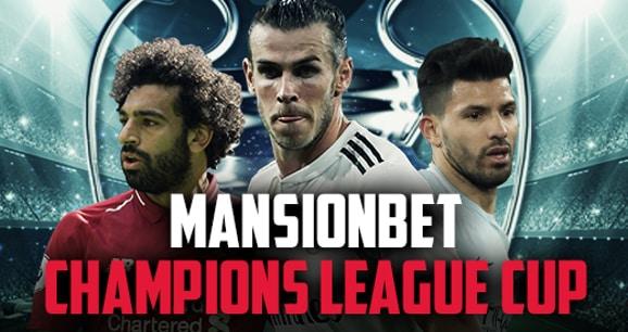 MansionBet Champions League Cup