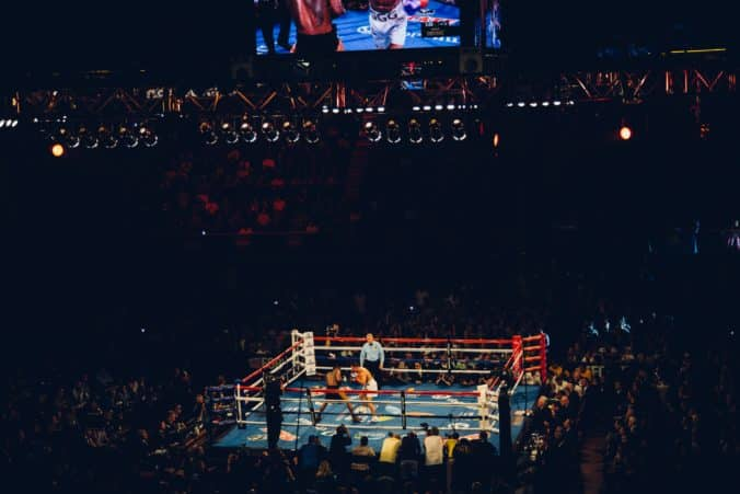 Boxing match betting sites