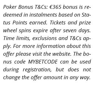 bet365 Bonus Code t&c offer