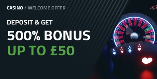 FansBet Casino Welcome Offer - - Fansbet Review