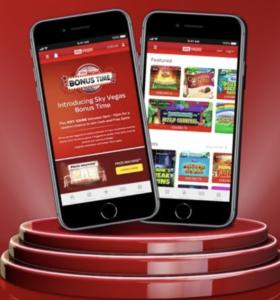 Sky Vegas App